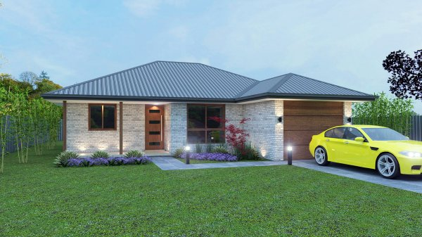 3 bed batch-3 Bedroom House Plans