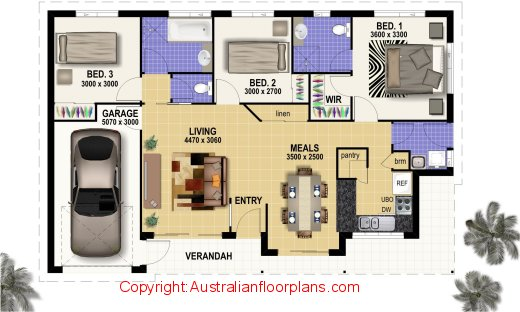 Granny flat house plans south africa