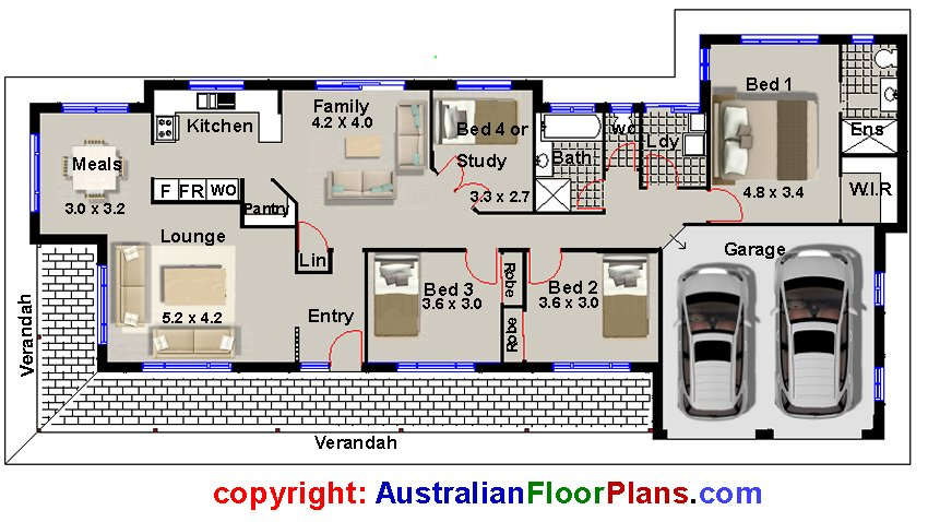 217 australian house plans home plans floor plans House Plans For