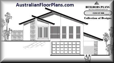 House Plans  Acreage on Home Ownerbuilding Floorplans Hillside Sloping Land Floor Plan