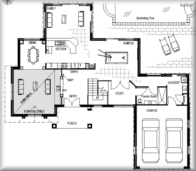 house blueprints carnation construction - Home Design Blueprint