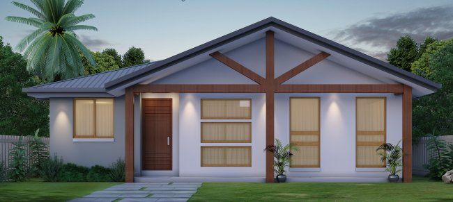 3 Bedroom small house or granny flat
