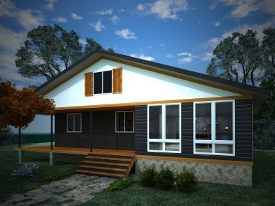 Small & Tiny House Plan