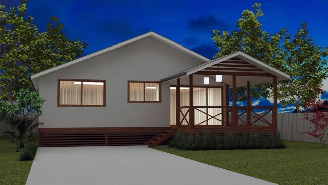 Australian Country Style Kit Homes Home Design And Style