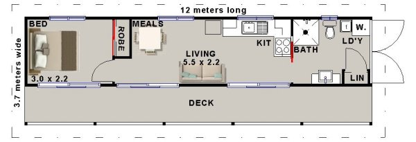 Cheap shipping container homes shipping container homes Shipping container cabin floor plans
