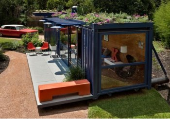 1 Bedroom Shipping Container